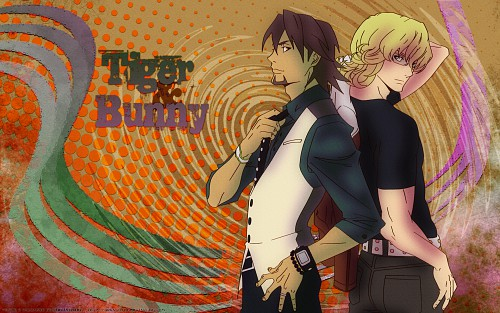 Sunrise (Studio), Tiger and Bunny, Barnaby Brooks Jr., Kotetsu T. Kaburagi Wallpaper