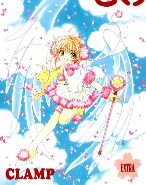 Cardcaptor Sakura Illustrations Collection 3
