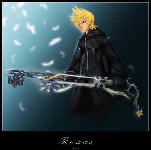 Square Enix, Kingdom Hearts, Roxas, Member Art