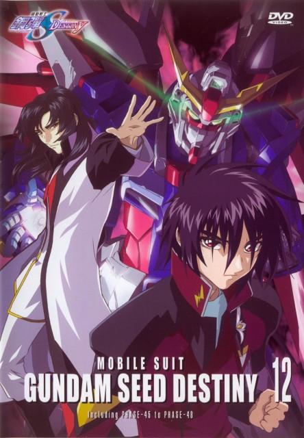 Hisashi Hirai, Sunrise (Studio), Mobile Suit Gundam SEED Destiny, Gilbert Durandal, Shinn Asuka