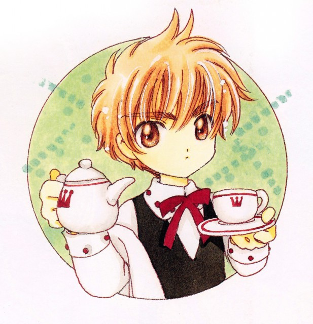 CLAMP, Cardcaptor Sakura, Cardcaptor Sakura Illustrations Collection 3, Syaoran Li