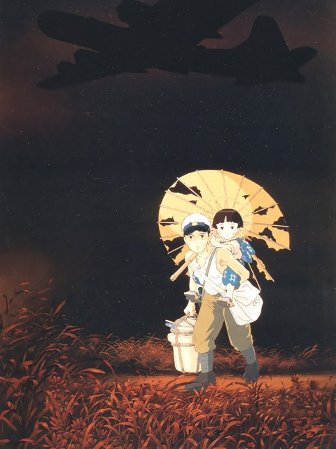 Yoshifumi Kondou, Studio Ghibli, Grave of the Fireflies, Seita (Grave of the Fireflies), Setsuko