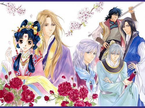 Kairi Yura, Madhouse, Saiunkoku Monogatari, Shuuei Ran, Seiran Shi