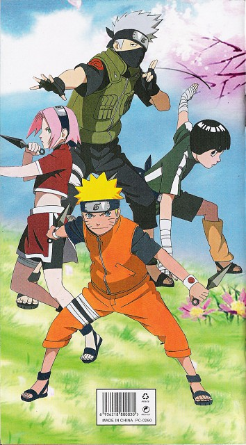 Studio Pierrot, Naruto, Sakura Haruno, Naruto Uzumaki, Kakashi Hatake