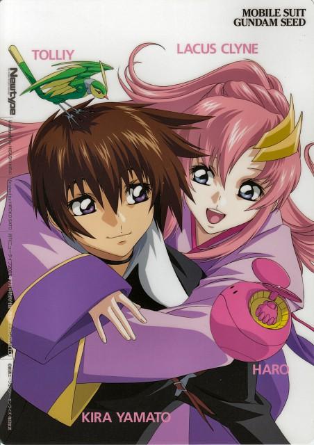 Hisashi Hirai, Sunrise (Studio), Mobile Suit Gundam SEED, Torii (Gundam SEED), Haro