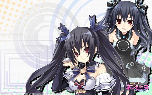 Tsunako, Idea Factory, Choujigen Game Neptune, Noire, Uni (Choujigen Game Neptune)