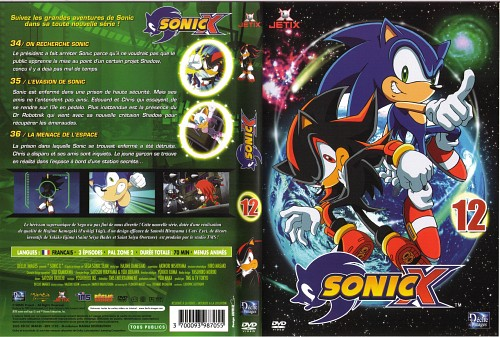 TMS Entertainment, Sega, Sonic the Hedgehog, Sonic, Knuckles the Echidna