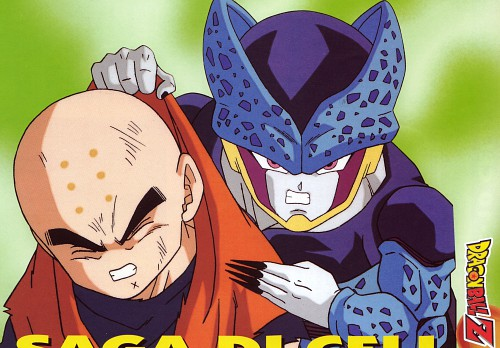 Akira Toriyama, Toei Animation, Dragon Ball, Kuririn, Cell