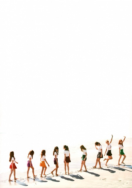 Girls Generation, Sooyoung, Sunny, HyoYeon, Tiffany
