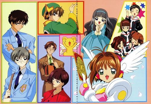 CLAMP, Madhouse, Cardcaptor Sakura, Cheerio! 2, Chiharu Mihara