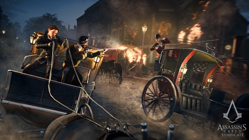 Ubisoft, Assassin's Creed Syndicate, Duleep Singh, Evie Frye, Game CG