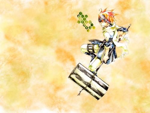 Katsura Hoshino, TMS Entertainment, D Gray-Man, Lavi Wallpaper