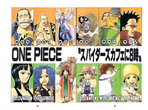 Eiichiro Oda, One Piece, Color Walk 2, Miss Valentine, Paula