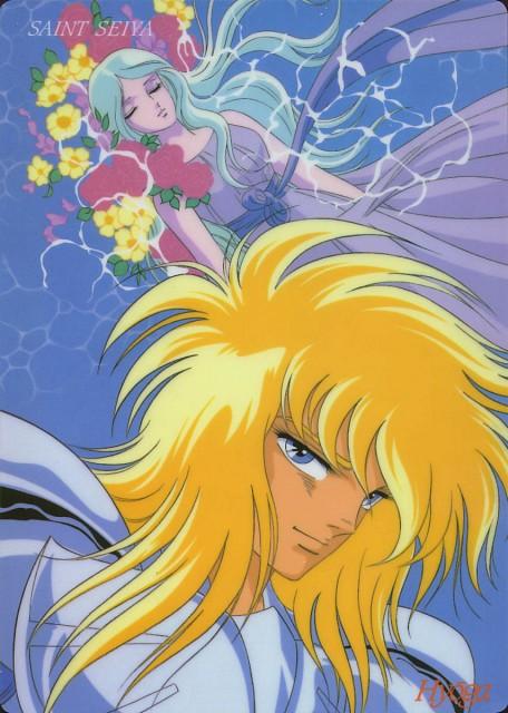Masami Kurumada, Toei Animation, Saint Seiya, Natasha, Cygnus Hyoga