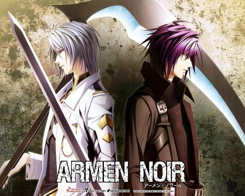 Ike (Mangaka), Idea Factory, Armen Noir, Crimson (Armen Noir), Sword (Character)