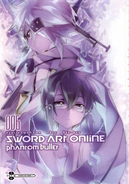 Abec, Sword Art Online, Shino Asada, Sinon