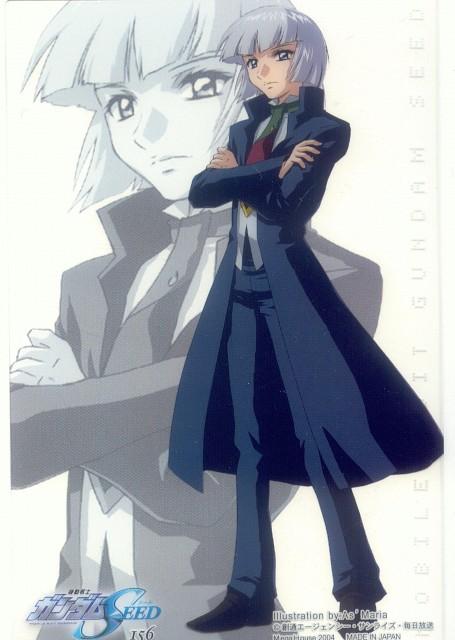 Hisashi Hirai, As' Maria, Sunrise (Studio), Mobile Suit Gundam SEED, Yzak Joule
