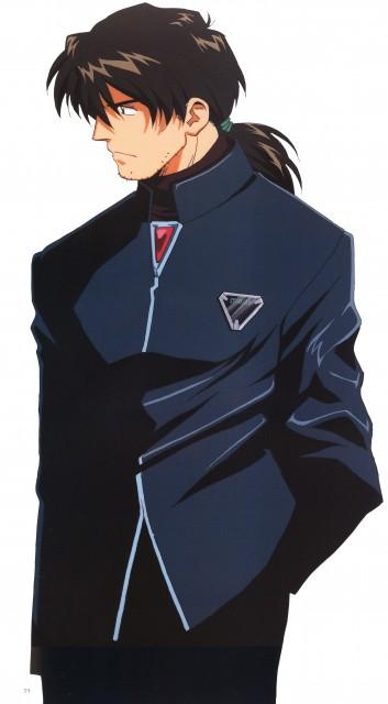 Kaji Ryoji