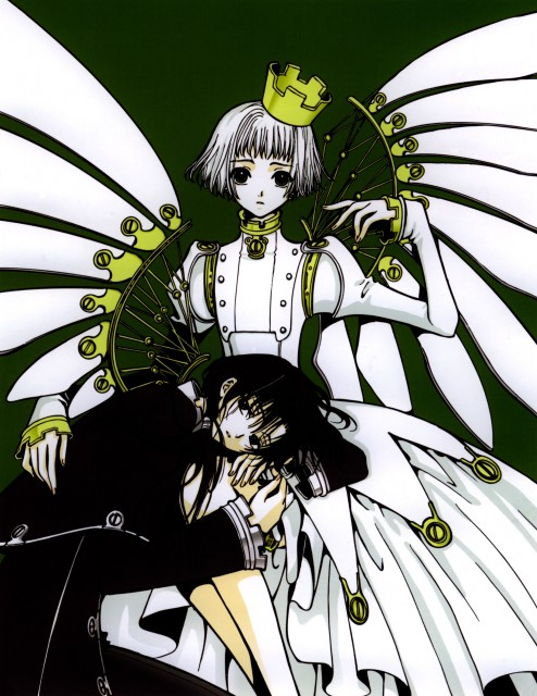 CLAMP, Clover, CLAMP no Kiseki, Suu, Lan