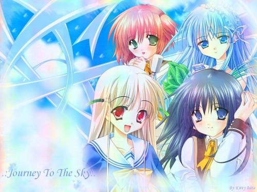 HOOK, LikeLife, Hyouko, Tsubaki Sawaki, Yumi Miyasato Wallpaper