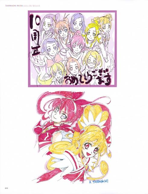 Toei Animation, DokiDoki! Precure, Suite Precure, Takahashi Akira Toei Animation Precure Works, Cure Heart