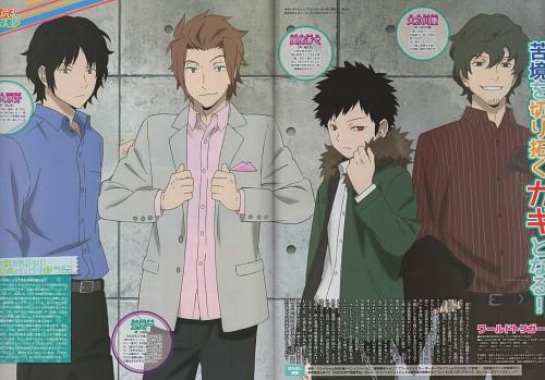 Daisuke Ashihara, Toei Animation, World Trigger, Yuuichi Jin, Kyousuke Karasuma