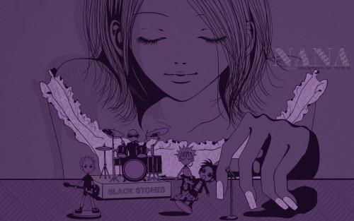 Ai Yazawa, Madhouse, NANA, Yasushi Takagi, Nana Osaki Wallpaper