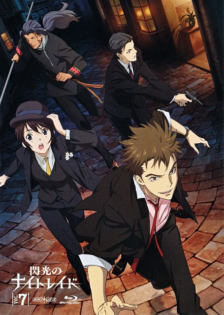 A-1 Pictures, Senkou no Night Raid, Aoi Miyoshi, Kazura Iha, Yukina Sonogi
