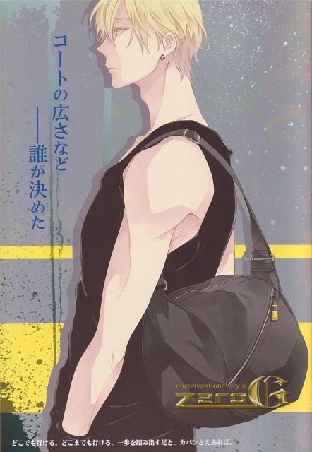 Kuroko no Basket, Splash!!, Ryouta Kise, Doujinshi