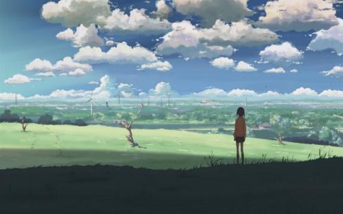 Makoto Shinkai, Five Centimeters Per Second, Kanae Sumida