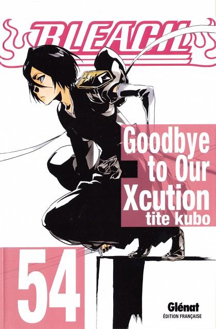 Kubo Tite, Bleach, Rukia Kuchiki, Manga Cover