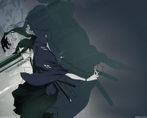 Samurai Champloo, Jin Wallpaper