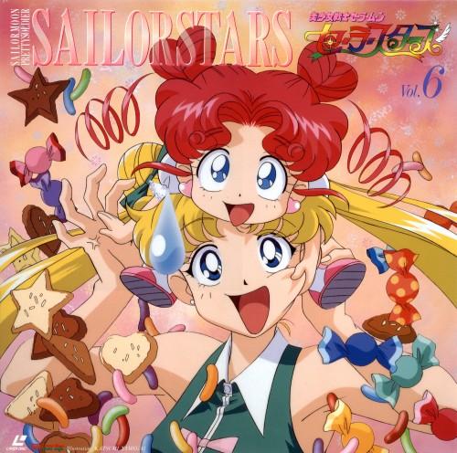 Toei Animation, Bishoujo Senshi Sailor Moon, Chibi Chibi, Usagi Tsukino, Album Cover
