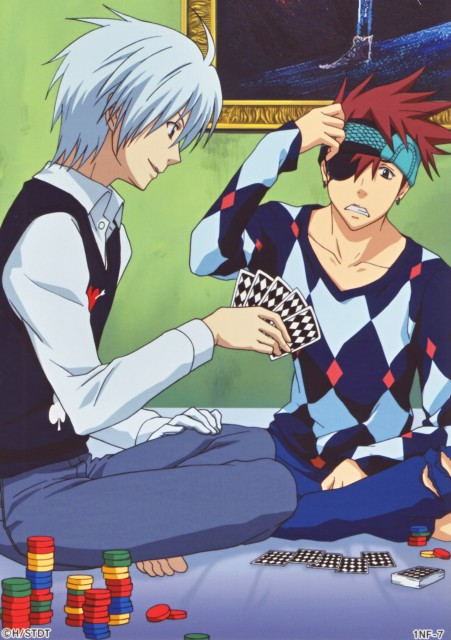 TMS Entertainment, D Gray-Man, Allen Walker, Lavi
