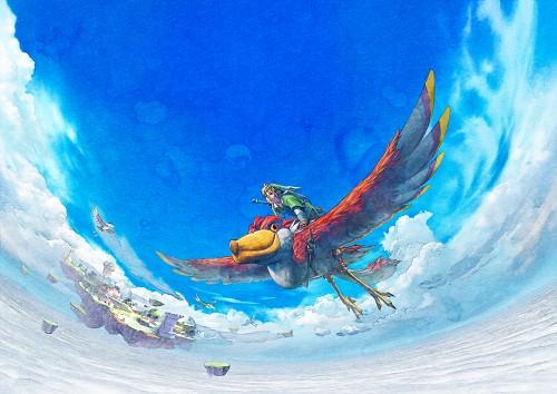 Nintendo, The Legend of Zelda: Skyward Sword, Link