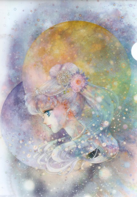 Naoko Takeuchi, Bishoujo Senshi Sailor Moon, Princess Serenity, Pencil Board