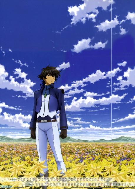 Tetsuya Matsukawa, Sunrise (Studio), Mobile Suit Gundam 00, Setsuna F. Seiei
