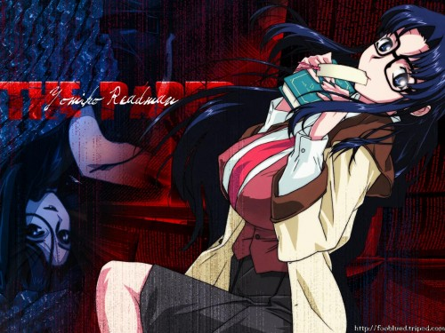 Studio Deen, Read Or Die, Yomiko Readman Wallpaper