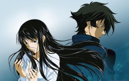 Sunrise (Studio), Mobile Suit Gundam 00, Marina Ismail, Setsuna F. Seiei Wallpaper