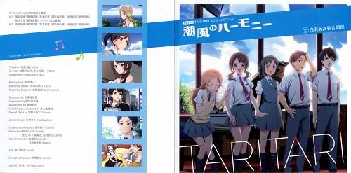 P.A. Works, Tari Tari, Atsuhiro Maeda, Wakana Sakai, Sawa Okita