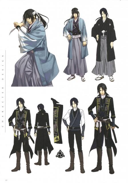 Yone Kazuki, Idea Factory, Hakuouki Shinsengumi Kitan, Toshizou Hijikata (Hakuouki)