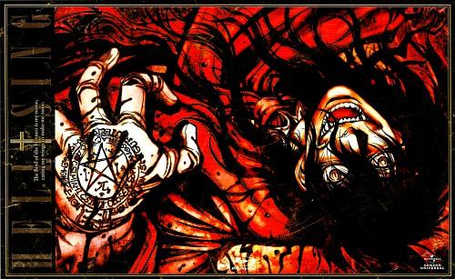 Geneon/Pioneer, Hellsing, Alucard, DVD Cover