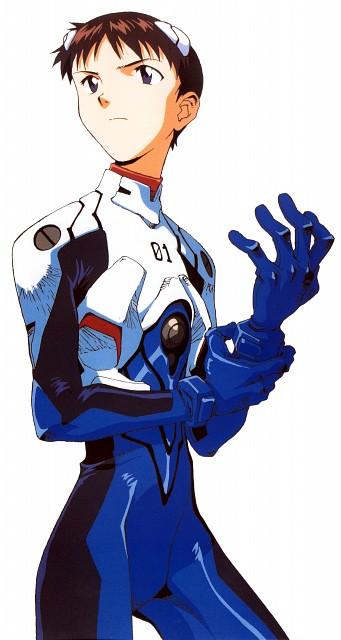 Takeshi Honda, Gainax, Neon Genesis Evangelion, Die Sterne, Shinji Ikari