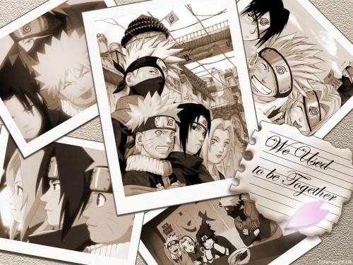 Masashi Kishimoto, Studio Pierrot, Naruto, Sakura Haruno, Naruto Uzumaki Wallpaper