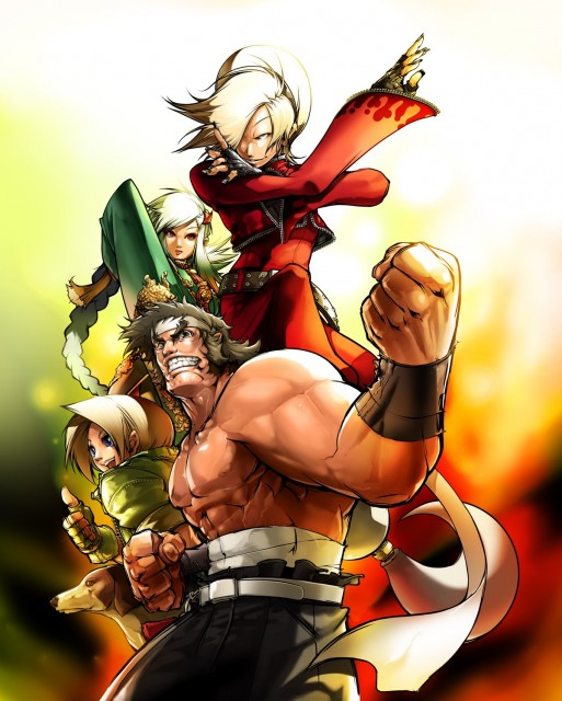 Falcoon, SNK, Fatal Fury, King of Fighters, Blue Mary