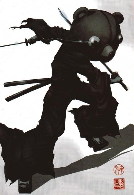 Gonzo, Afro Samurai, Jinnosuke