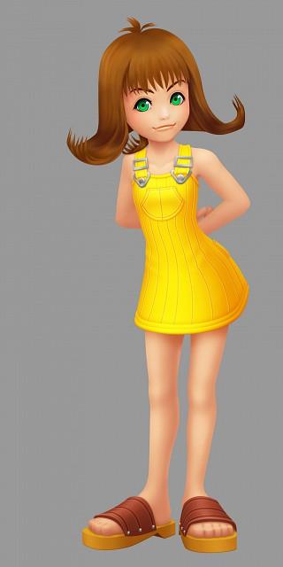 Square Enix, Kingdom Hearts, Selphie Tilmitt