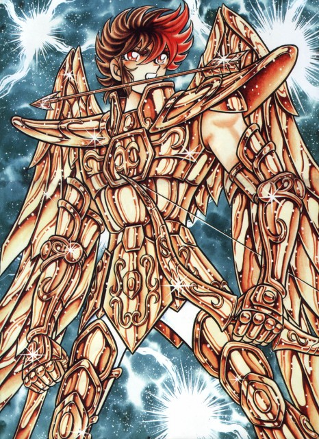 Masami Kurumada, Toei Animation, Saint Seiya, Sora (Masami Kurumada), Pegasus Seiya
