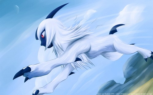 Nintendo, OLM Digital Inc, Pokémon, Absol Wallpaper