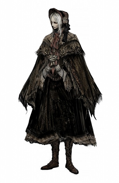 Sony Computer Entertainment Inc, FromSoftware, Bloodborne, Plain Doll, Official Digital Art